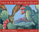 Here Is the Southwestern Desert book cover