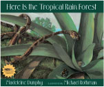 Here Is the Tropical Rain Forest book cover