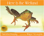 Here Is the Wetland book cover
